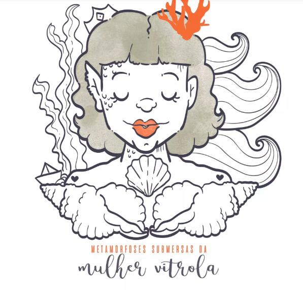 Mulher Vitrola